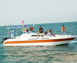 Dubai Fishing Deals