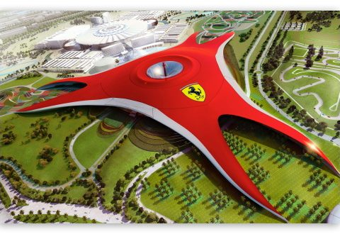 ferrari world offers 2017