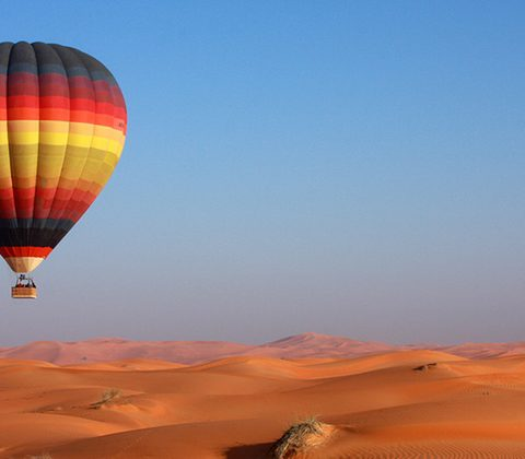 Hot Air Ballon Coupons